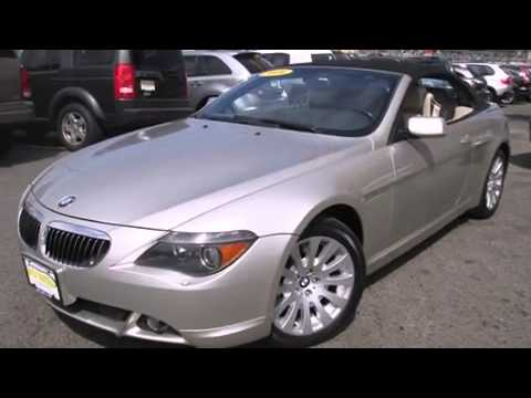 Car Auctions Ny >> 2004 Bmw 645 New Jersey Nj Ny Car Auction In Jersey City Youtube