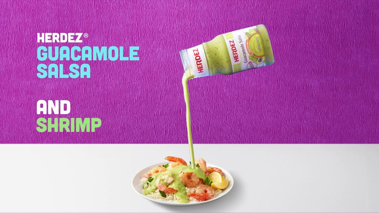 Guacamole salsa herdez mild