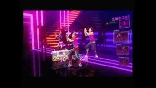 Dance Central 3 - Macarena (Bayside Boys Mix) - Glitch (Hard)