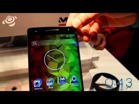 Medion Life X6001 im Hands-On [HD] Deutsch
