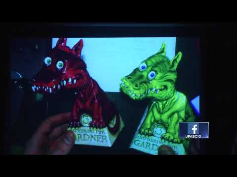Ishpeming Middle School students bring angles to life