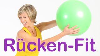 30 min. Wirbelsäulen - Gymnastik mit Gabi Fastner