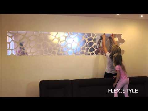 Rivoluzione sulla parete - lo specchio decorativo ROCKS