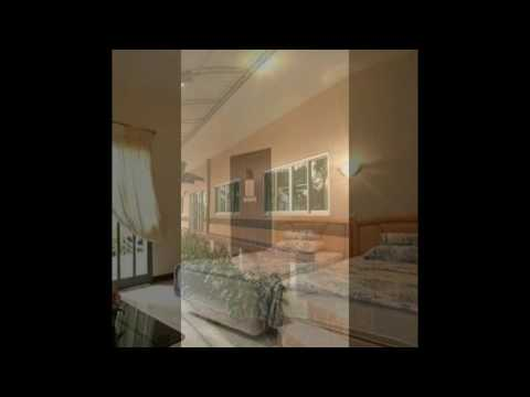 ภาพบ้านพัก และ ห้องนอน รีสอร์ทติดทะเลระยอง