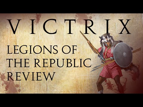 Victrix: Romes Legions of the Republic (II) Review - YouTube