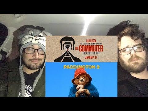 Midnight Screenings - PADDINGTON 2 and THE COMMUTER