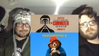 Midnight Screenings - PADDINGTON 2 and THE COMMUTER