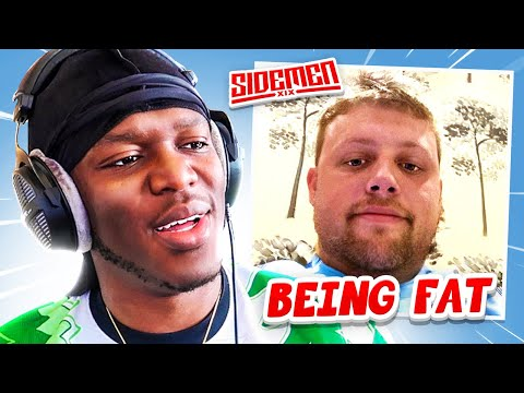 What If All The Sidemen Were Fat?