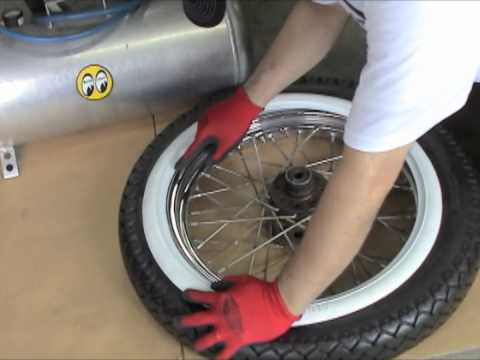 How To Install Portawall White Wall Tire Inserts