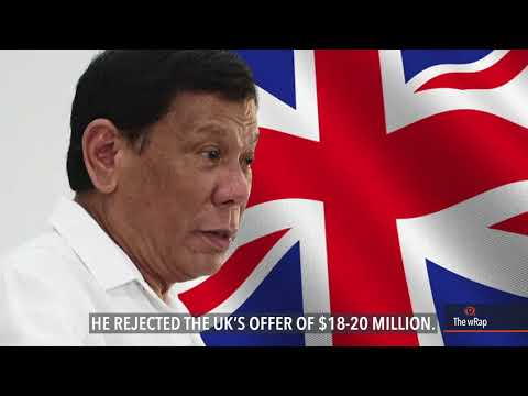 Senators in UK to 'discuss, improve' bilateral ties under Duterte