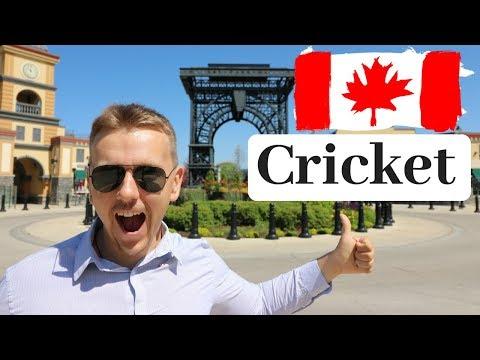 Cricket In Canada 🏏 🇨🇦