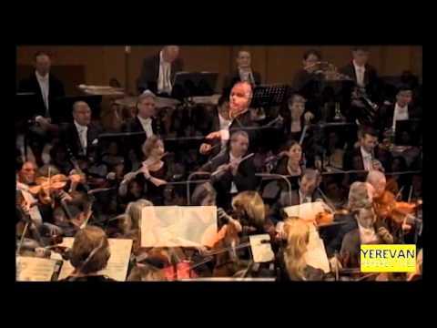 Staatskapelle Berlin conductor Daniel Barenboim