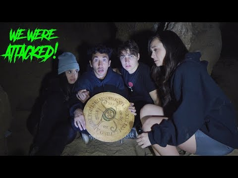 playing-ouija-board-in-haunted-cave-*chased-out*---halloween-special