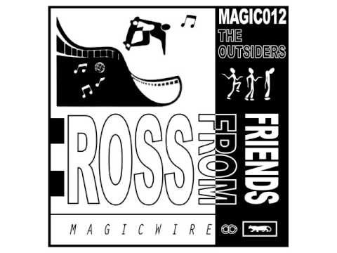 Ross From Friends - Crimson