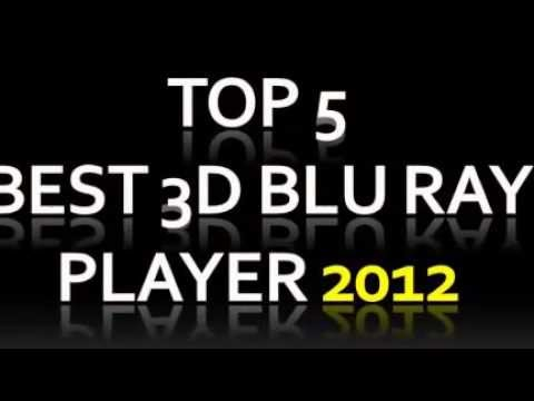 Top 5 Best DVD Blu Ray Player 2012