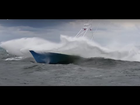 Thumbnail: Incredible boats in rough weather