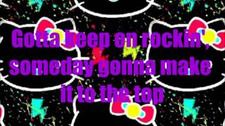 Juke Box Hero/I Love Rock And Roll Lyrics
