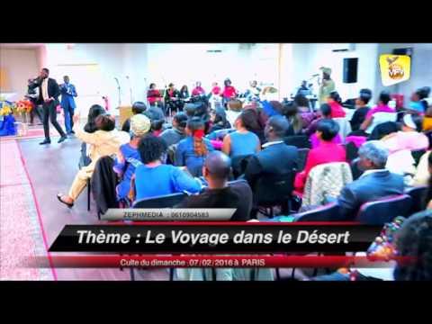 Prophète Fernand Didier .Thème : Le Voyage dans le Désert