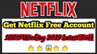 How to get netflix for free 2019 videos / InfiniTube