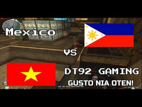 ► Parkour CF | Giao Lưu 1-1 ◄ Mexico & DT92 Gaming ● (Solo) ✔