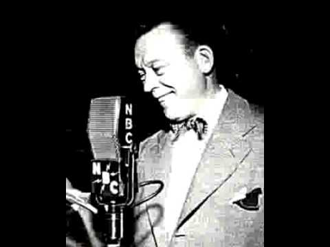 Fred Allen radio show 5/18/38 The House That Jack Built