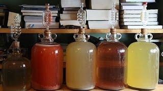 Приготовление браги для самогона(Рецепт приготовления сахарной браги. 1 килограмм сахара 5.5 литров воды 20 грамм быстрых дрожжей., 2015-03-18T20:30:48.000Z)