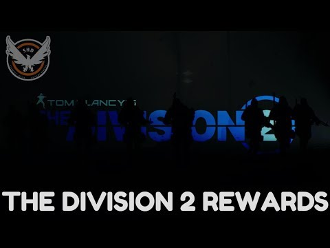 The Division 2: SPECIAL REWARDS COMING SOON! What Are SHIELDS?