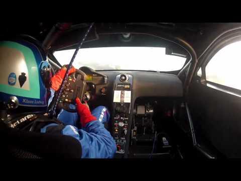 Klaus Ludwig Crash 24h Nürburgring 2012 Onboard Camera Gemballa McLaren