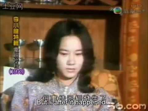 Nora Miao's First Interview After Bruce Lee's Death With English Subtitles