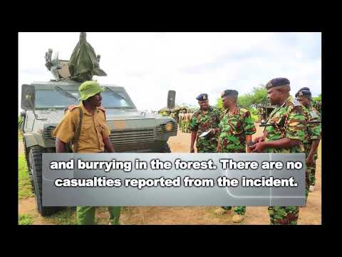 BREAKING NEWS: al-Shabaab attacks GSU camp in Lamu hours after President Uhuru ordered their killing