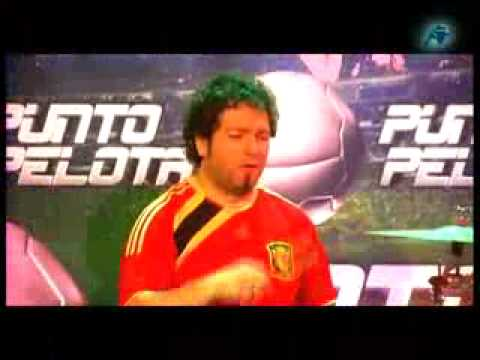 A muerte con España(PuntoPelota) - Iguana Tango