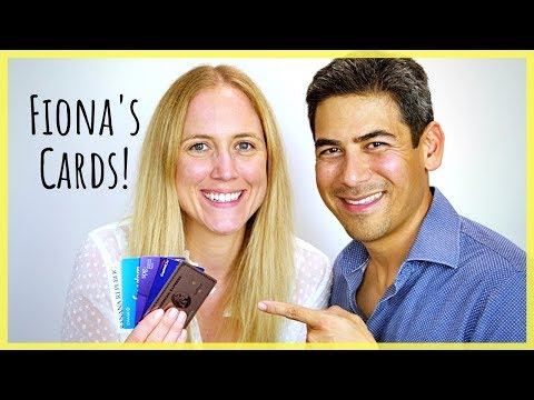 What Credit Cards Are In Fiona's Wallet (July 2019)   How We Balance Our Points As A Couple
