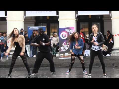 Groupe Afro dance hall de Ben Wagué - Street Dance Show 6