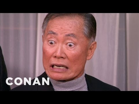 Come Out As Gay With George Takei  CONAN on TBS
