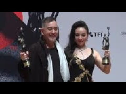 Anthony Wong, Chloe Maayan, Crisel Consunji, Felix Chong react to wins at Hong Kong Film Awards