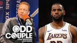 LeBron James Speaks Out AGAINST Load Management - Chris Broussard & Rob Parker