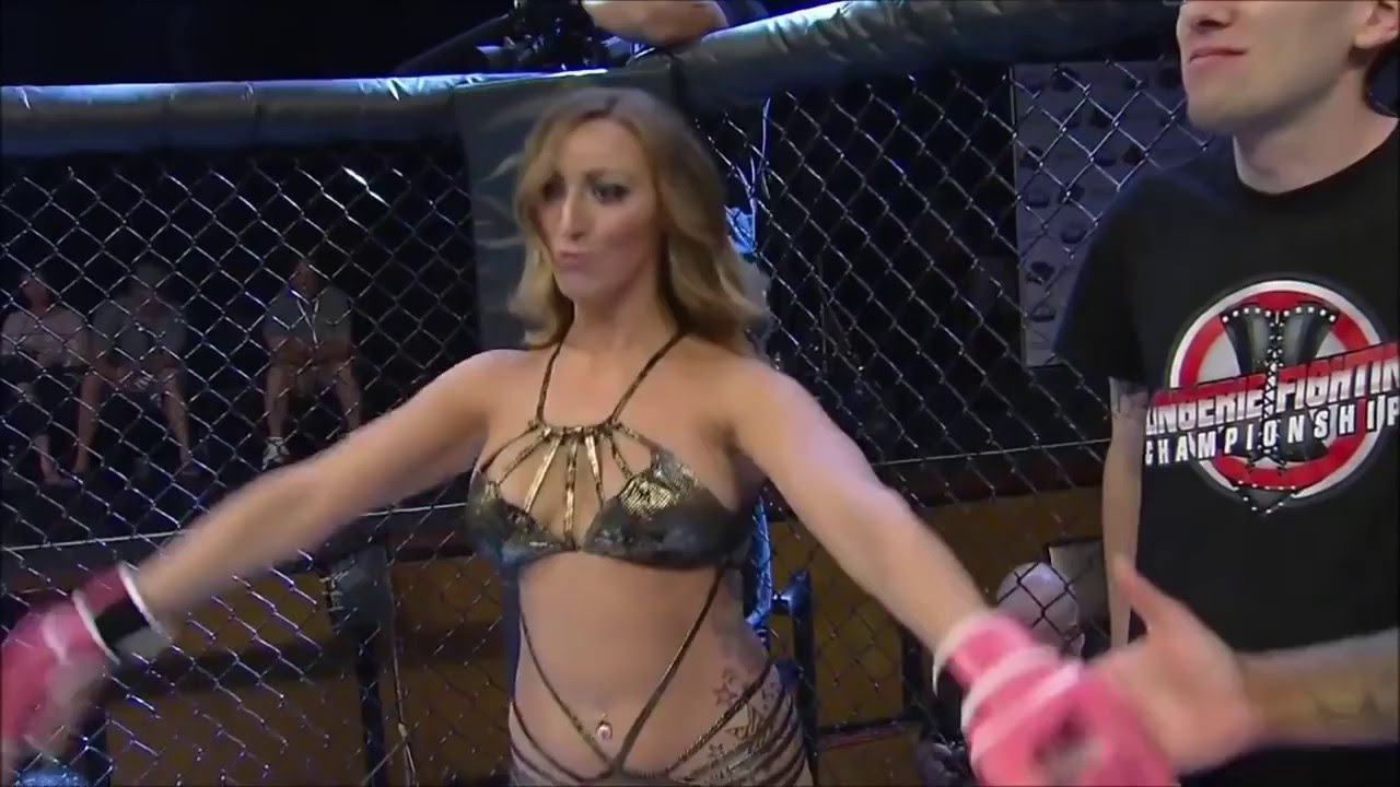 Mma Lingerie Fighting Championships Youtube