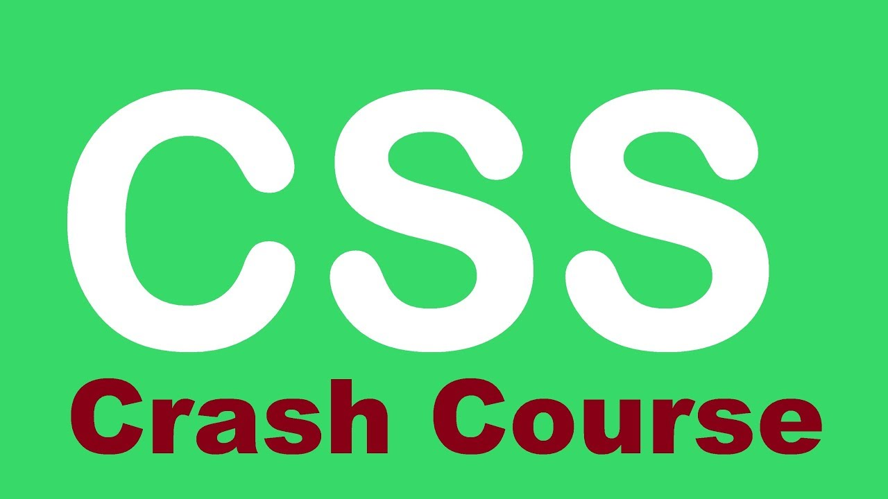 CSS Crash Course Tutorial for Beginner