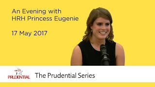 Download Video An Evening with HRH Princess Eugenie MP3 3GP MP4