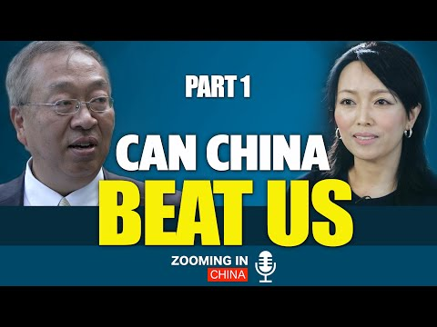 Can America Rein in China? |Conversation between Simone Gao and Miles Yu |Part#1 | Zooming In China