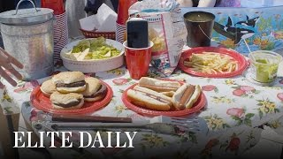 Healthy Hints For Attending A Summer BBQ  [Body & Mind]