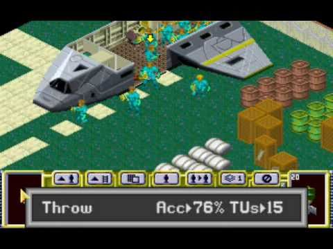 Let's Play X-COM TFTD 55: Cargo Ship