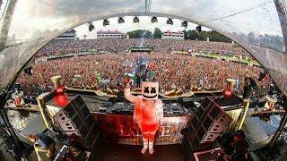 Marshmello live in tomorrowland Belgium 2017