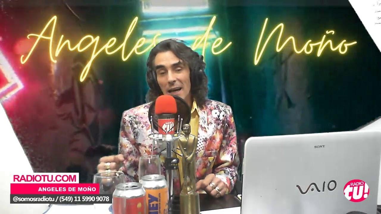 """Raúl Lavié y Ana Acosta en """"Angeles de Moño"""""""