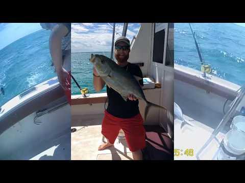 Deep Sea Fishing In Cuba 2017 (Full)