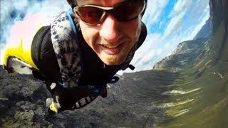 GoPro HD HERO camera: Base Jump Clip