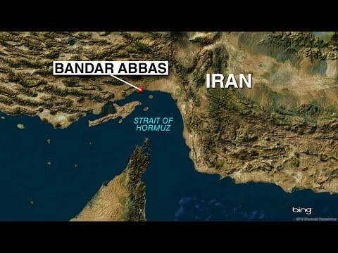 Why did Iran seize cargo ship?