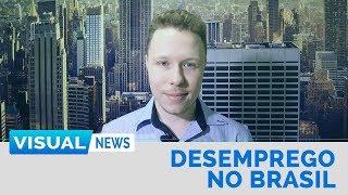 DESEMPREGO NO BRASIL | Visual News