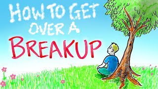 How to Get Over a Breakup - 6 Simple Steps to Heal & Grow