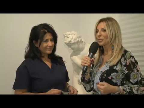 DANIELA MAZZACANE - TG PRIMA -  TEOXANE FILLER  ROBERTA  LOVREGLIO SO 1